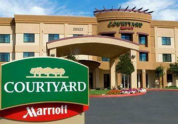 ‪Courtyard by Marriott Santa Clarita‬