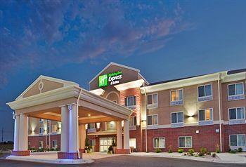 ‪Holiday Inn Express Hotel & Suites El Dorado‬