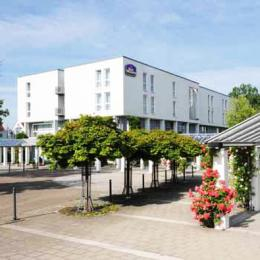 BEST WESTERN Parkhotel Weingarten