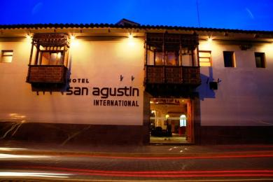 ‪San Agustin International Hotel‬
