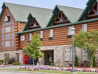 ‪Days Inn & Suites Bridgeview Lodge‬