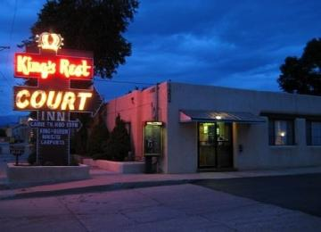 Photo of King&#39;s Rest Court Santa Fe