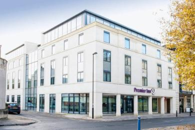 Premier Inn Bath City Centre