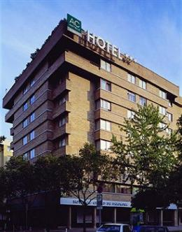 ‪AC Hotel Ciudad de Pamplona by Marriott‬