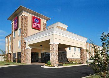 Comfort Suites Jonesboro