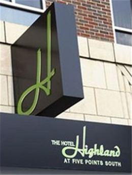 Photo of Hotel Highland at Five Points Birmingham