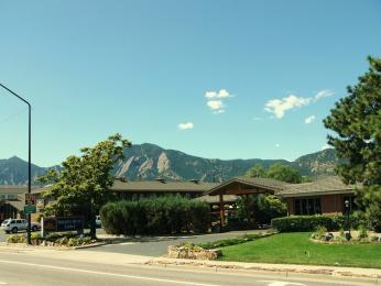 BEST WESTERN Golden Buff Lodge