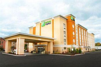 ‪Holiday Inn Express Toledo North‬