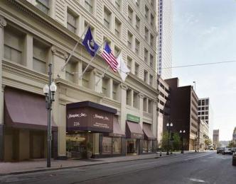 Hampton Inn & Suites New Orleans Downtown (French Quarter Area)