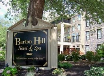 The Barton Hill Hotel &amp; Spa
