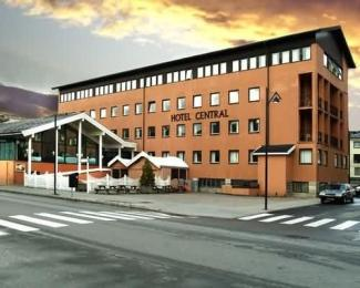 Hotel Central Elverum