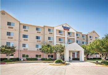 ‪Fairfield Inn & Suites Fort Worth University Drive‬