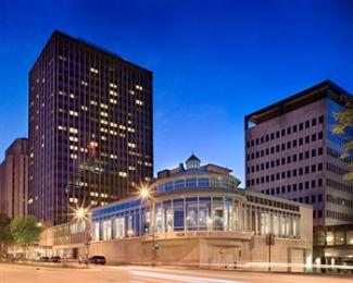 Crowne Plaza Hotel St Paul - Riverfront