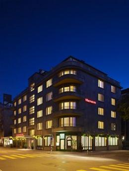 Sheraton Zurich Neues Schloss Hotel