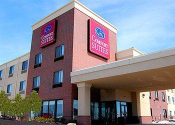 ‪Comfort Suites Kansas City‬