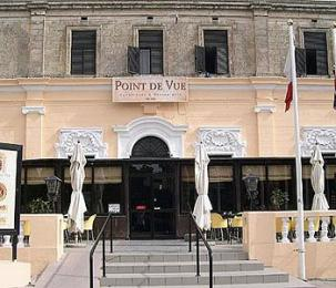 ‪Point de Vue Guesthouse and Restaurants‬