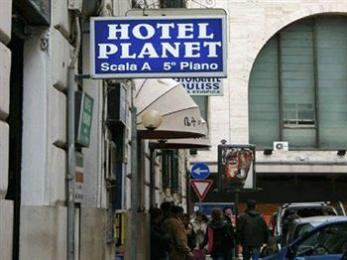 Hotel Planet Rome