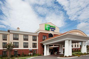 ‪Holiday Inn Express Hotel and Suites Hardeeville-Hilton Head‬
