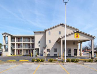 Super 8 Motel - Millington