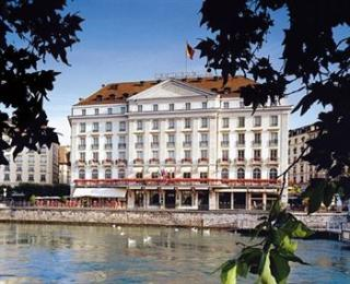 ‪Four Seasons Hotel des Bergues Geneva‬