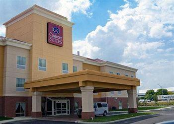 Photo of Comfort Suites Indianapolis Airport