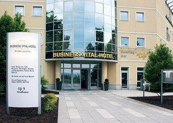‪Business Vital Hotel am Rennsteig‬