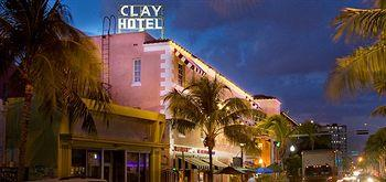 Photo of The Clay Hotel Miami Beach