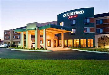 ‪Courtyard by Marriott Alexandria‬