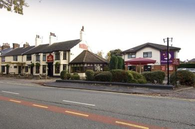 Premier Inn Haydock Park - Wigan South