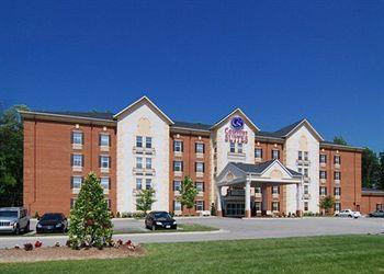 Photo of Comfort Suites Airport Newport News