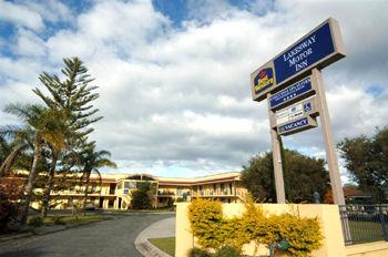 BEST WESTERN Lakesway Motor Inn
