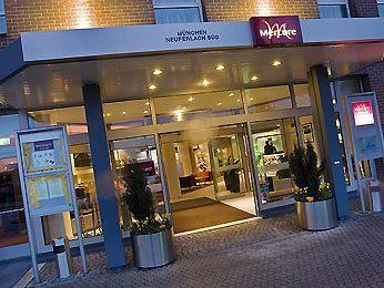 Mercure Hotel Munchen Neuperlach Sud