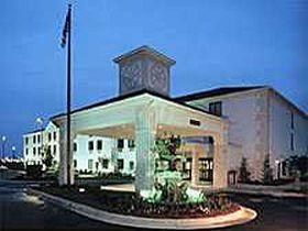 Holiday Inn Express Clayton