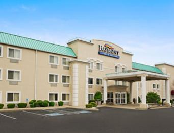 Baymont Inn and Suites Evansville North/Haubstadt