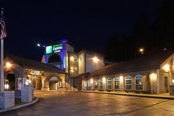 ‪Holiday Inn Express Hotel & Suites Keystone‬