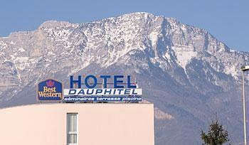 Photo of Best Western Hotel Dauphitel Echirolles