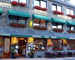 Le Midi Hotel-Restaurant