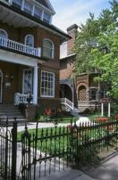 Ten Cawthra Square Bed &amp; Breakfast Inn