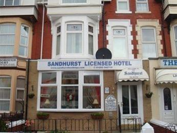 ‪The Sandhurst Licensed Hotel‬
