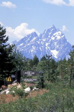 Photo of Jackson Lake Lodge Grand Teton National Park