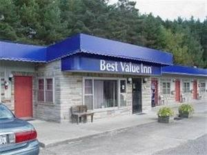 Americas Best Value Inn Wellsville