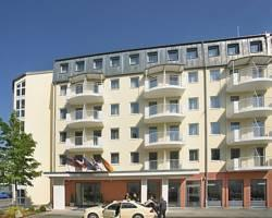 BEST WESTERN Hotel Nuremberg City West