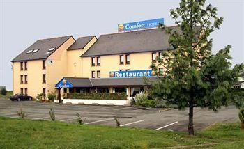 Comfort Hotel Angers Beaucouze