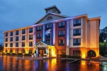 Holiday Inn Express Alpharetta (Windward Parkway)