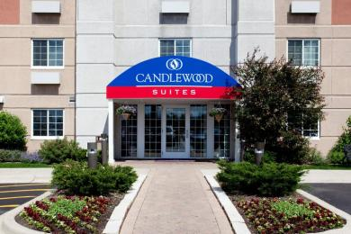 ‪Candlewood Suites Chicago O'Hare‬