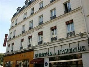 Grand Hotel de L'Avenue Paris