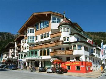 Hotel Gletscher & Spa Neuhintertux