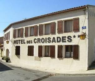 Hotel des Croisades