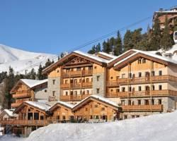 Photo of Hotel Carlina La Plagne