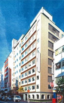 Hotel Shinbashi Sanbankan